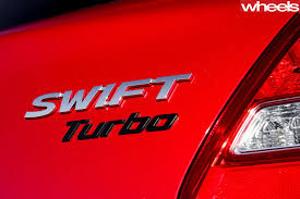 suzuki swift sport inbound with 1 4 turbo and manual gearbox wheels