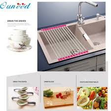 Dish Drying Rack For Sink Compare Prices On Sink Dish Drainer Online Shopping Buy Low Price