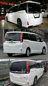 etcm claims first hybrid mpv 2014 toyota triplets voxy noah esquire japanese talk