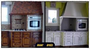 renovation cuisine rustique relooker cuisine rustique avant après 2017 avec relooker sa cuisine