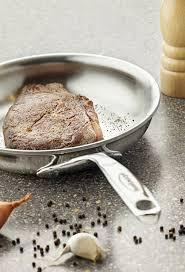 demeyere cuisine demeyere proline professional frying pans skillets