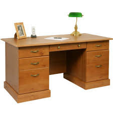Pine Office Furniture by Pine Computer Desk Desk Pitch Pine Pedestal Desk C1890 1900