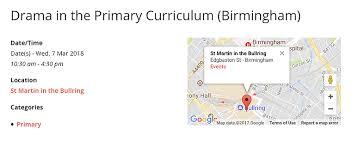 learn through drama freelance birmingham drama teacher using