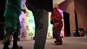purple wizard costume wizard world columbus comic con 2015 costume contest youtube