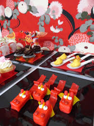 Cupcake New Years Decoration Ideas by Chinese New Year Dessert And Treat Ideas Easy Lunar Lucky Decor