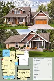 plan 69655am craftsman bungalow with loft