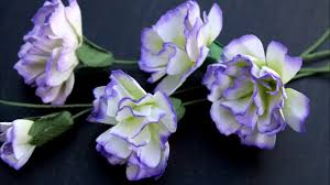 Flowers By Violet - how to make carnations flowers by archana joshi follow the flower