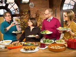 cook all the recipes from thanksgiving live fn dish