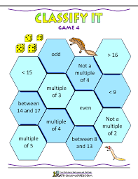 math games worksheets