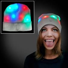 beanie with led lights light up led beanie