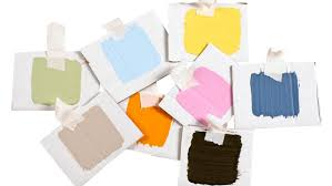 what information is in the ici paint color chart reference com