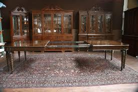henredon dining room table american made dining room table 8 leg