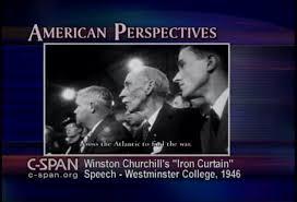 What Is The Iron Curtain Speech Churchill Iron Curtain User Clip C Span Org