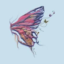 butterfly wings t shirts teepublic