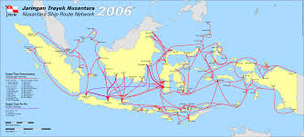 A Train Map Train Travel In Indonesia Trains Jakarta Surabaya Ferry To Bali