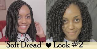 toyokalon soft dread hair 34 soft dread crochet braids look 2 youtube