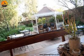 cuisine afrique dine outside in a beautiful garden picture of cuisine afrique