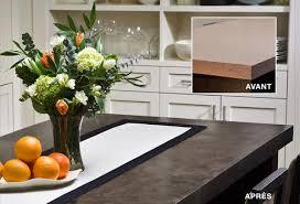 peinturer comptoir de cuisine 5 façons de transformer un comptoir de cuisine sans le remplacer