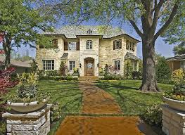 French Chateau Style French Chateau New Construction In University Park Tx Homes Of