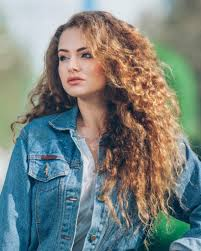 haircuts for thin curly frizzy hair medium length haircuts for fine curly hair