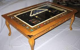 small coffee table incredible furniture and glass diy shadow box