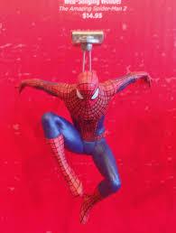 2014 hallmark ornaments spider captain america released