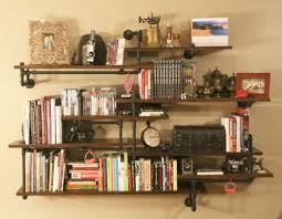 1000 ideas about industrial pipe shelves on pinterest pipe