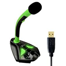 microphone de bureau klim k345 microphone à pied usb pour ordinateur micro de bureau