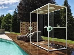 box doccia da esterno docce da giardino guida alla scelta dei modelli migliori design mag
