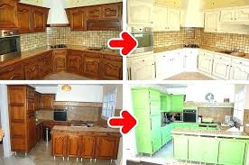 peindre meuble cuisine mélaminé comment repeindre meuble de cuisine décoration unique comment