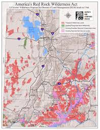 map of southern utah southern utah wilderness alliance