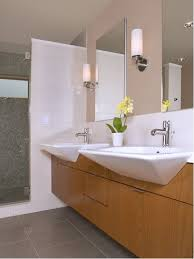 Design Cottage Bathroom Vanity Ideas Shallow Vanity Houzz For Contemporary House Bathroom Designs