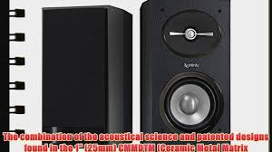Klipsch Rb 41 Ii Bookshelf Speakers Infinity Reference 152 5 1 4 Inch 2 Way Bookshelf Speakers Pair