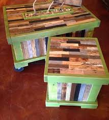 Diy Pallet Wood Distressed Table Computer Desk 101 Pallets by 1307 Best Pallets Reciclar Images On Pinterest Decorations Box