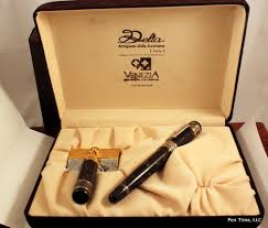 Desk Pen Stand Delta Limited Edition Venezia Fountain Pen Desk Set U2013 Chatterley