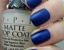opi matte navy manicure opi russian navy opi matte top coat