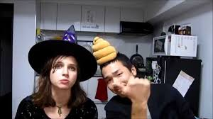 Halloween In The Usa Halloween In Japan Vs America Or Texas Vs Tokyo Youtube