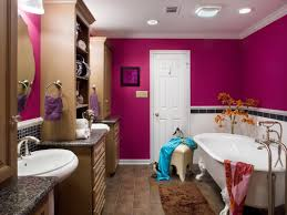 bathroom decorating ideas double wall mirrors upper down wall
