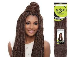 Noir Pre Twisted Senegalese Twist | 6 tips for crochet senegalese twists using pre twisted hair
