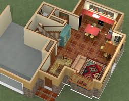 Make A House Plan by Beautiful Sketchup House Design Gallery Home Decorating Design