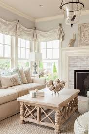 attractive living room country curtains designs with best 25
