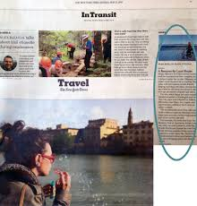 New York Times Travel by Bikabout In The News U2014 Bikabout
