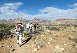 Ncr Trail Map Hikes U0026 Trails U2013 Round Trip Distances U0026 Times Red Rock Canyon