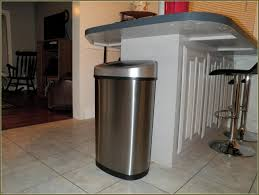Kitchen Trash Cabinet 100 Kitchen Trash Can Ideas Ideas Recycle Trash Cans For