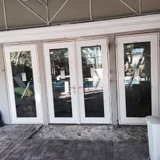 impact resistant sliding glass doors how to select the right impact doors hurricane resistant patio