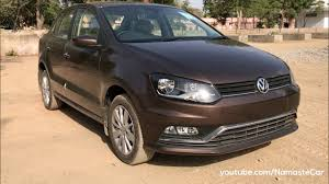 volkswagen new car ameo volkswagen ameo 2017 real life review youtube