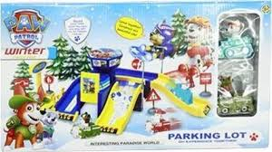 mytoys mainan anak paw patrol winter parking lot zy 638 price in