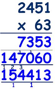 11 plus key stage 2 maths decimals multiplying decimal numbers