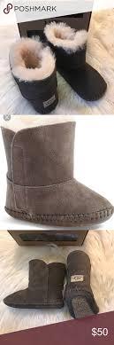 ugg emalie waterproof wedge bootie nordstrom ugg caden boot toddler in grey excellent condition worn only in