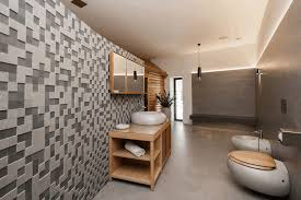 bathroom vanities with shelves smooth stone pebble shower base